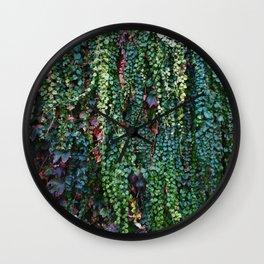 Ivy Wall Clock