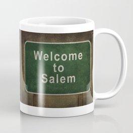 Welcome to Salem Coffee Mug