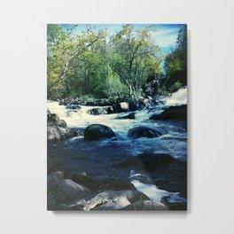 Bulls Brige River Metal Print