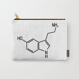 Serotonin Carry-All Pouch