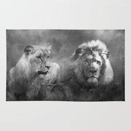 Lion's Pride Rug