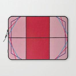 August - triple hex Laptop Sleeve