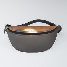 The Blaze of the Sun Fanny Pack