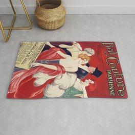 Wall Art 1924 - Bal de la Couture parisienne Rug
