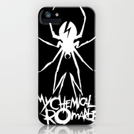 my chemical spider romance 2020 agustus iPhone Case