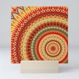 Mandala 321 Mini Art Print