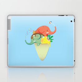 summer cone Laptop & iPad Skin