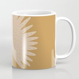 Palm Leaf Coffee Mug