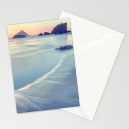 Faded Ocean Stationery Cards