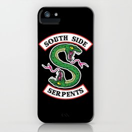 South Side Serpents iPhone Case