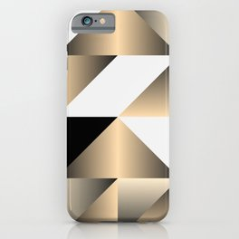 Gold Wrap iPhone Case