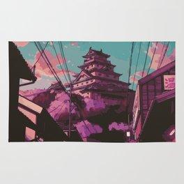 Hasetsu Castle Rug