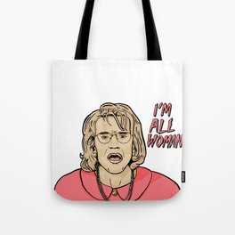 All Woman Tote Bag