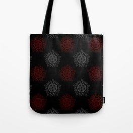 Anti Possession Pattern Dual Glow Tote Bag