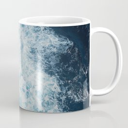 Seafoam blue sea Coffee Mug