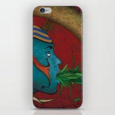 Siamese God iPhone & iPod Skin