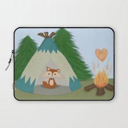 The Lone Fox Laptop Sleeve