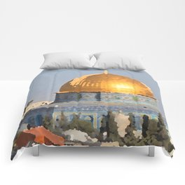 The Dome Comforters