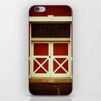the xx iPhone & iPod Skins featuring XX by Rick Staggs