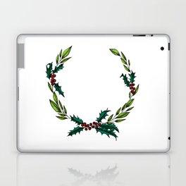 holly jolly Laptop & iPad Skin