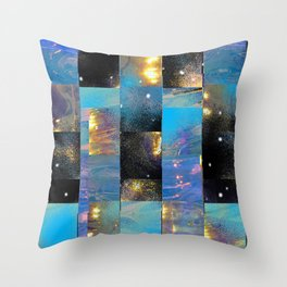 Starboard Side Throw Pillow