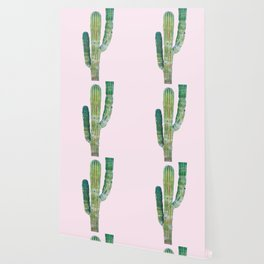 Pop Art Cactus Wallpaper