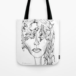 They Say Eyes Are Windows To Our Soul Tote Bag