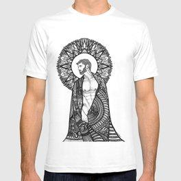 ROBED MAN T-shirt