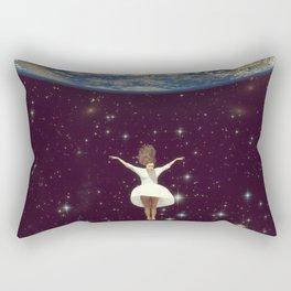Let It All Go Rectangular Pillow