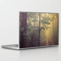 neverland Laptop & iPad Skins featuring Neverland by Olivia Joy St.Claire - Modern Nature / T