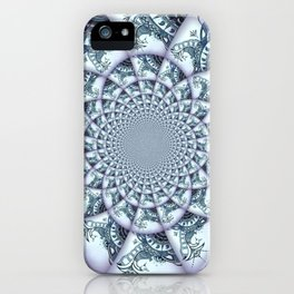 Gowri's Henna iPhone Case
