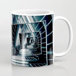 Path of Winding Rails Coffee Mug