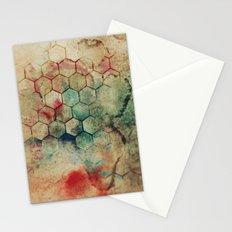 Hexa II Stationery Cards