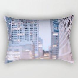 Pastel Nights Rectangular Pillow