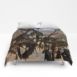 Vertebrae By Vertebrae  Comforters