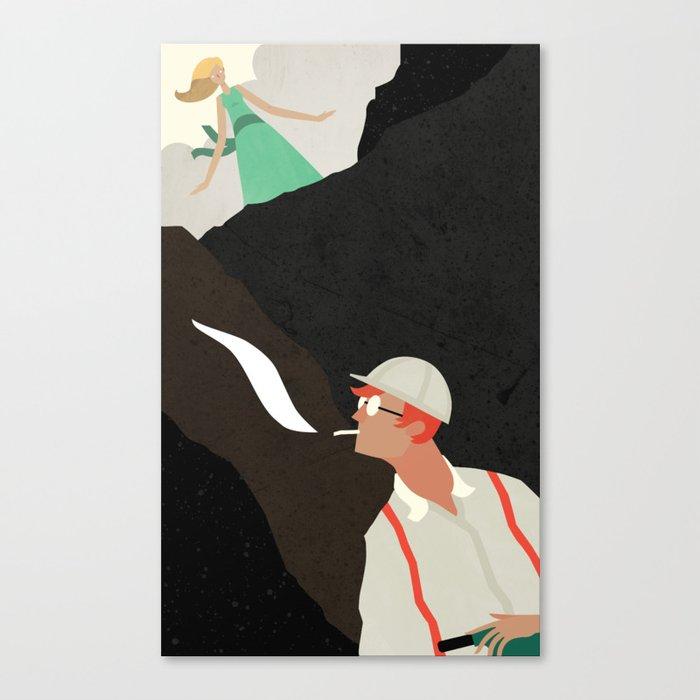 The Fountainhead Canvas Print
