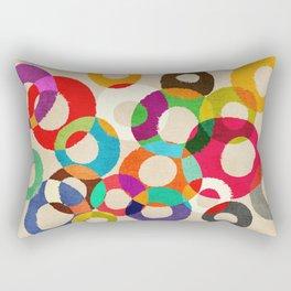 Loop Hoop Rectangular Pillow