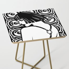 Harness Girl Side Table