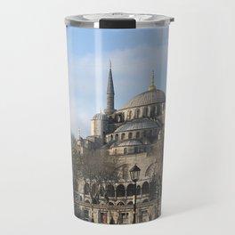 Blue Mosque Travel Mug