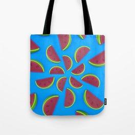 Watermelon Chew Candy Tote Bag