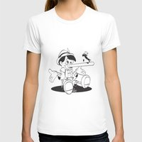 italian T-shirts featuring Italian education by LuiSegni