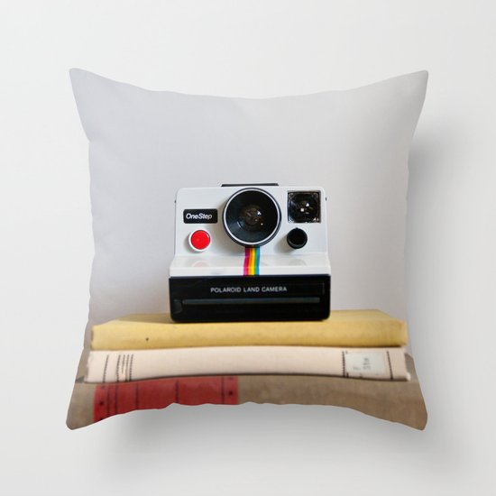 Instant Fun Throw Pillow