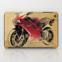 ducati iPad Cases featuring Ducati 1098 S by Larsson Stevensem