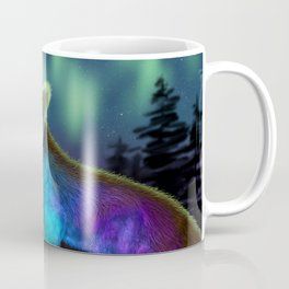 Red Panda - Stargazing Coffee Mug