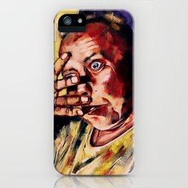 Kris the man iPhone Case