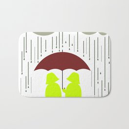 Share my Umbrella Bath Mat