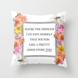 Fairest Throw Pillow
