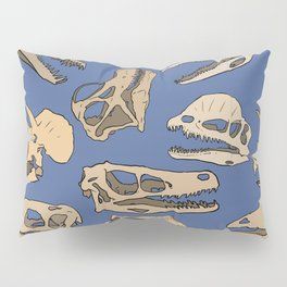 Paleontology Pillow Sham