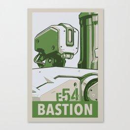 Bastion HOPE Propaganda Canvas Print