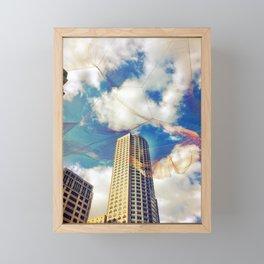Nets Framed Mini Art Print